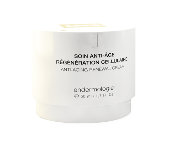 Ansikte GOLD Anti-Aging Renewal Cream, 50ml