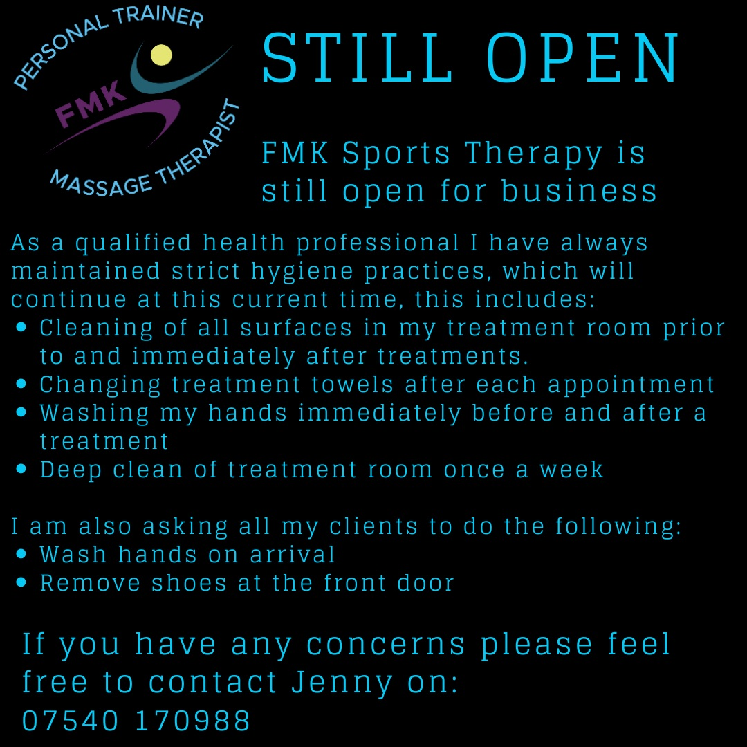 Forget Me Knot Sports Therapy