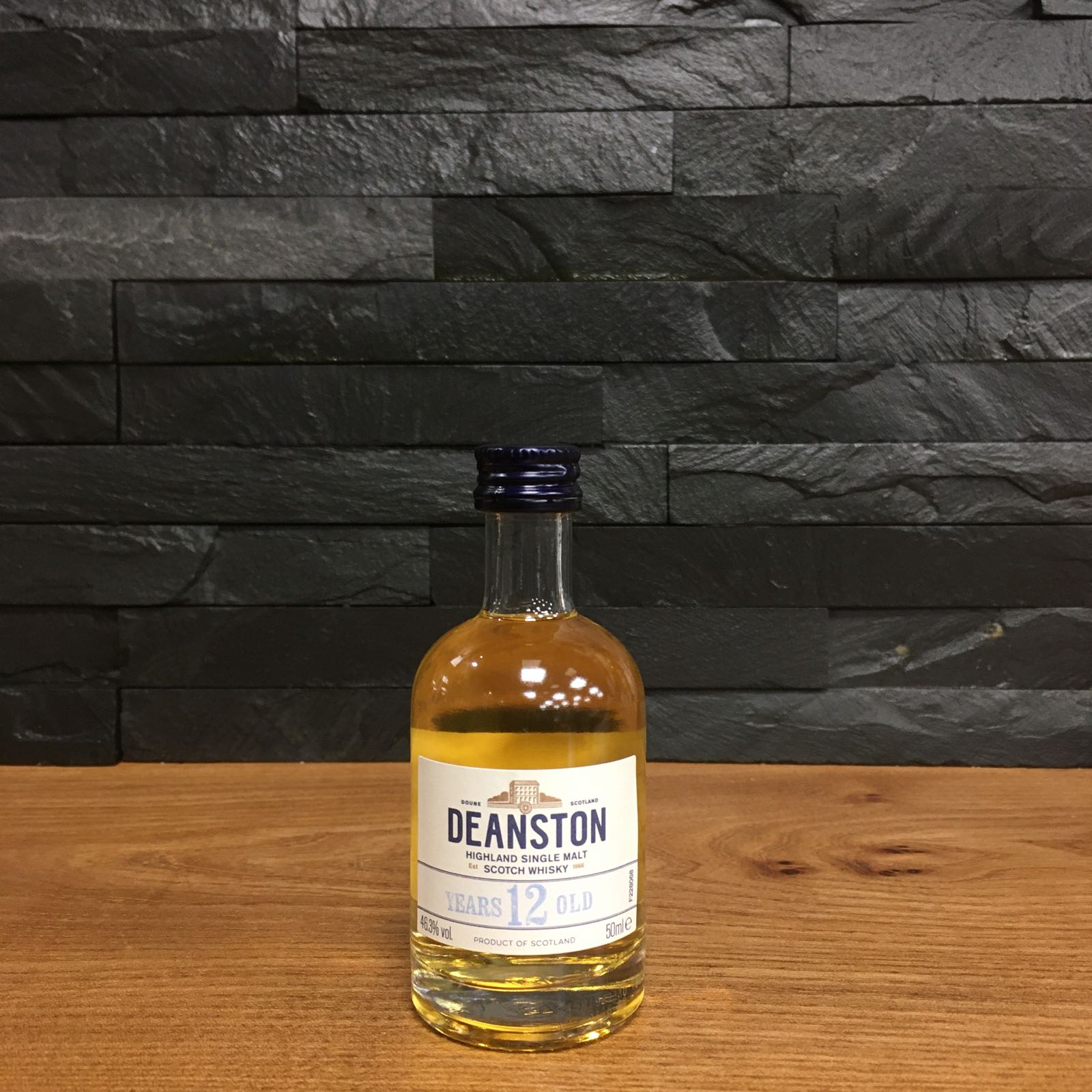 Deanston 12 Year Old 5cl
