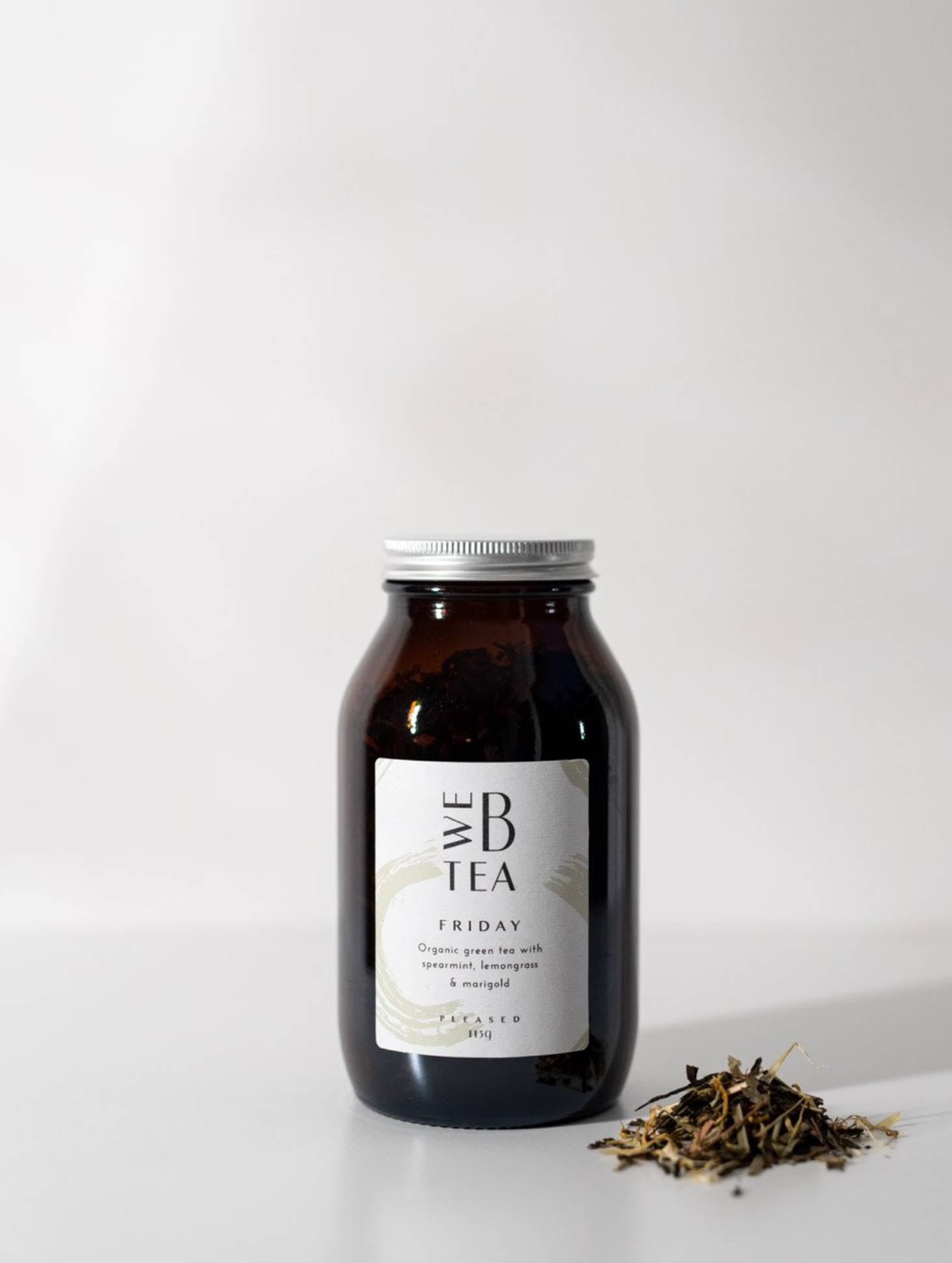 Fredags te 115g We B Tea