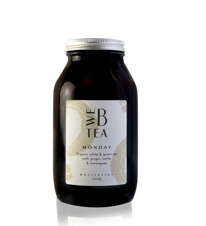 Måndags te 100g We B Tea