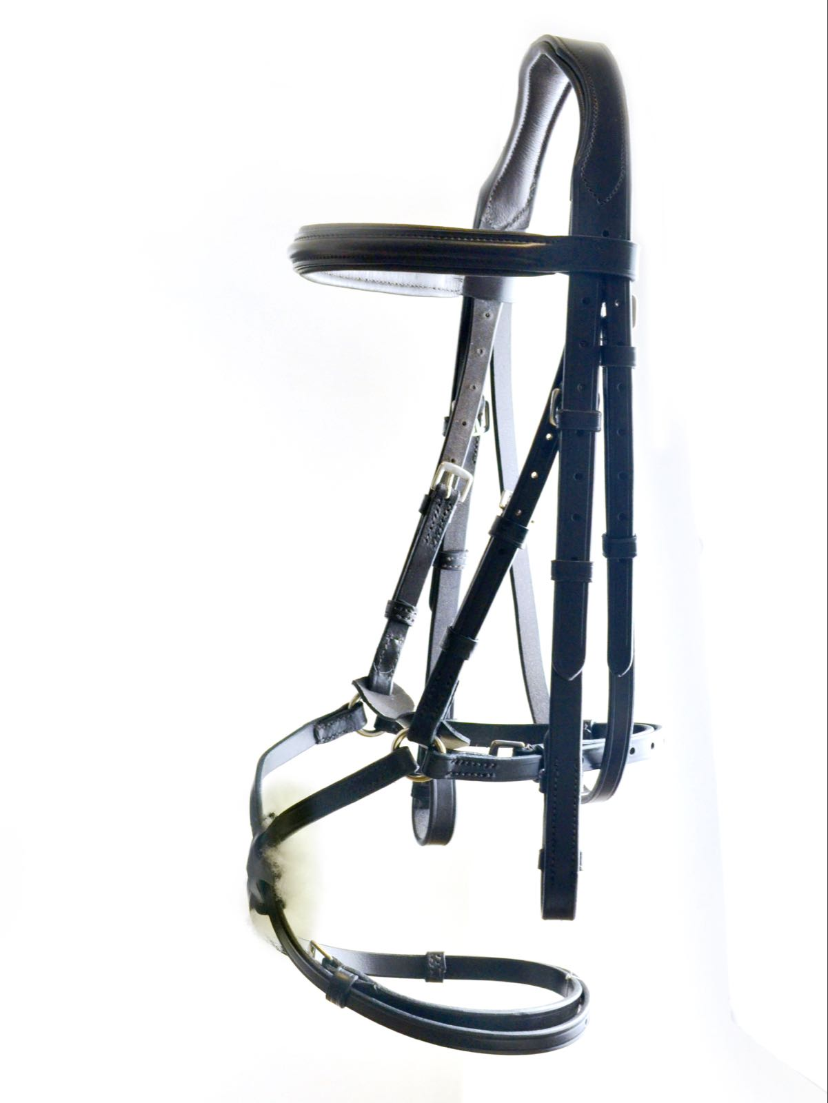 Dever classic comfort grackle bridle
