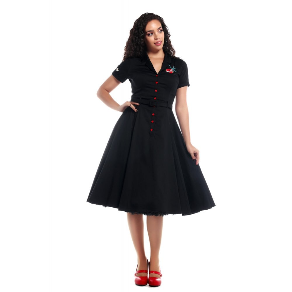 CATERINA TRUE LOVE SWING DRESS