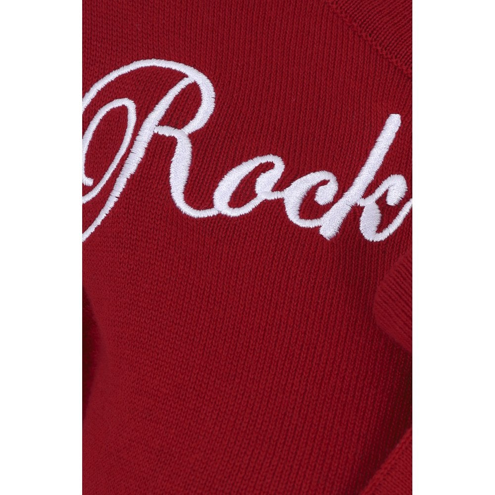 CHARLENE ROCK ROLL CARDIGAN