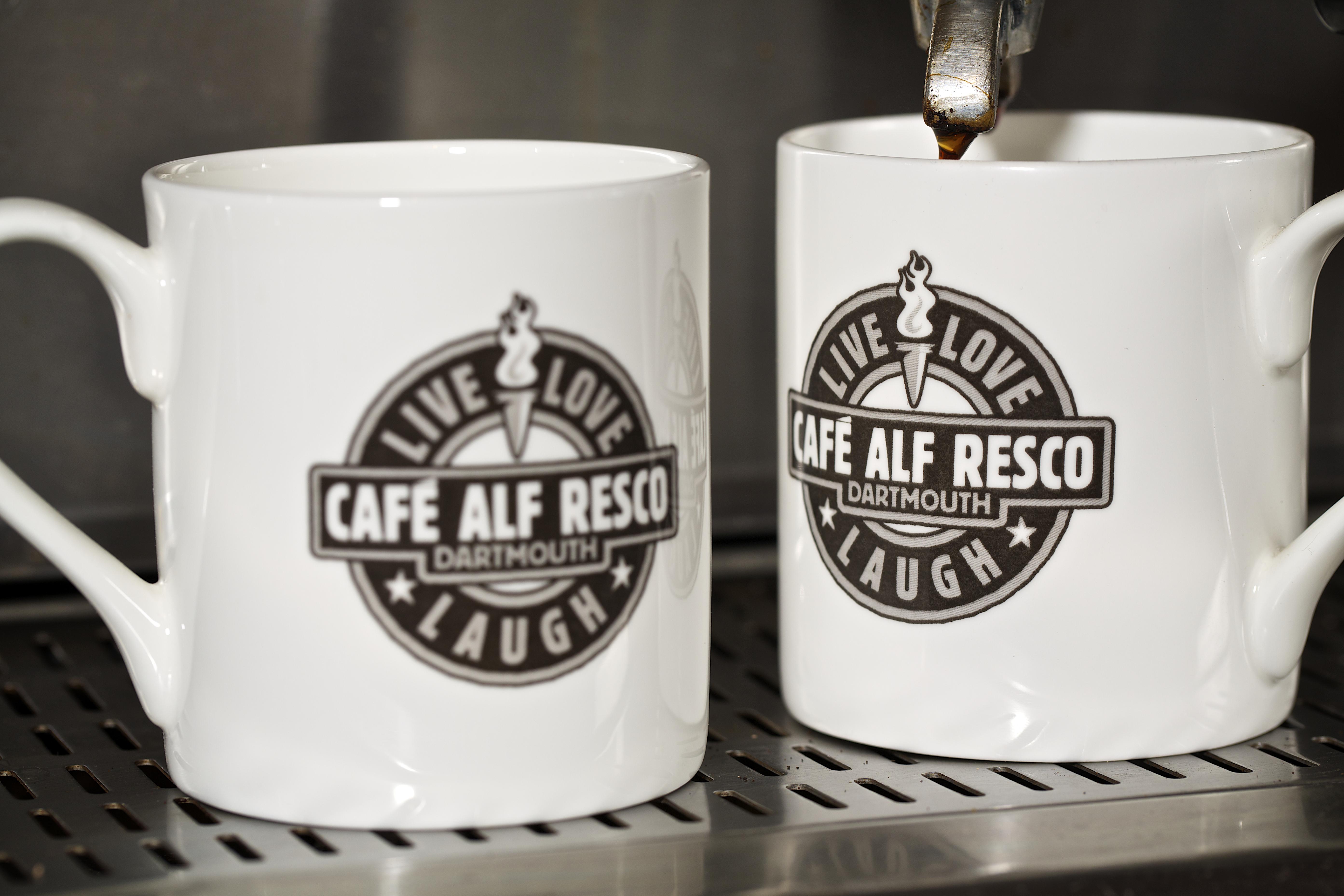 Alf's Mug