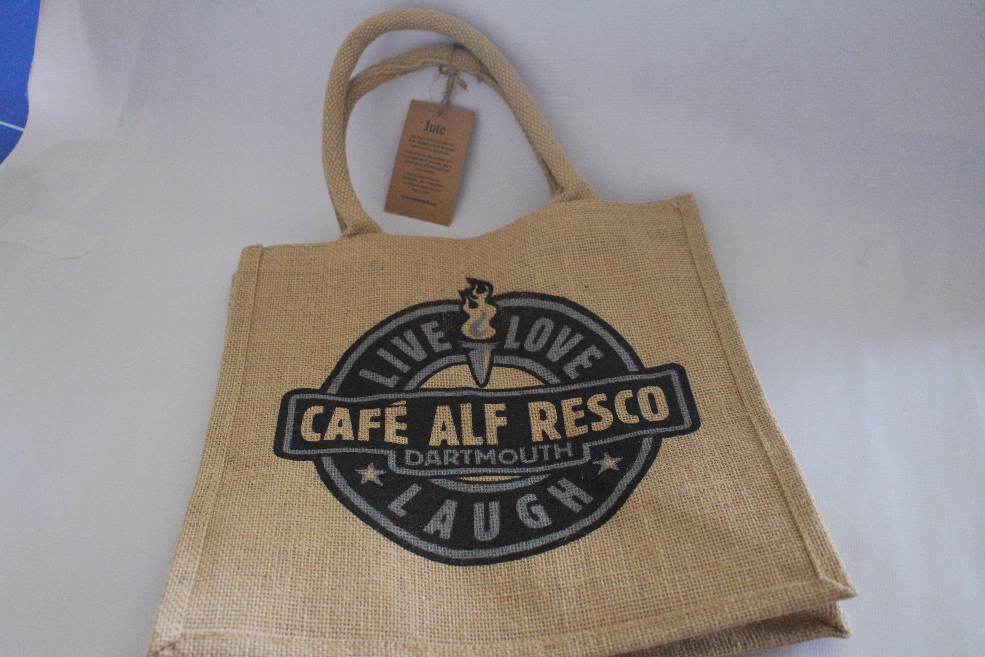 Alf's Jute Bag