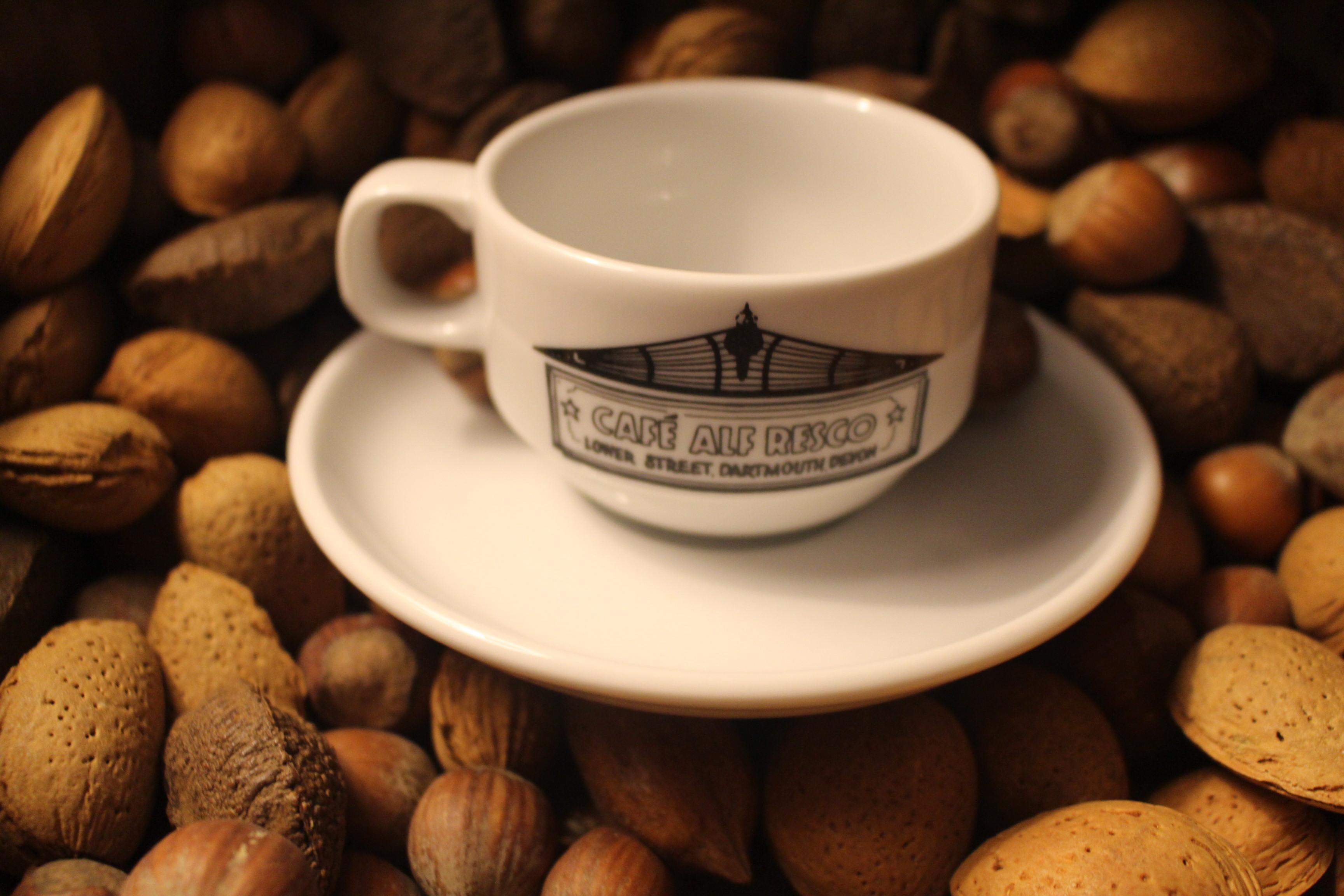 Alf's Cup & Saucer