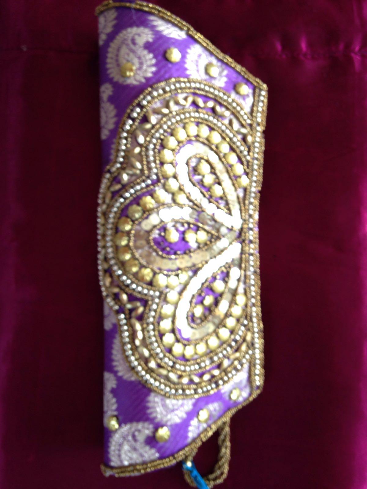 Indisk - Dame pung