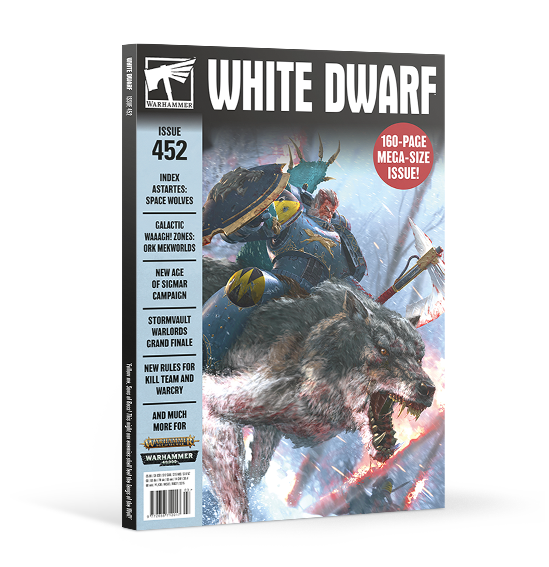 WHITE DWARF: ISSUE 452