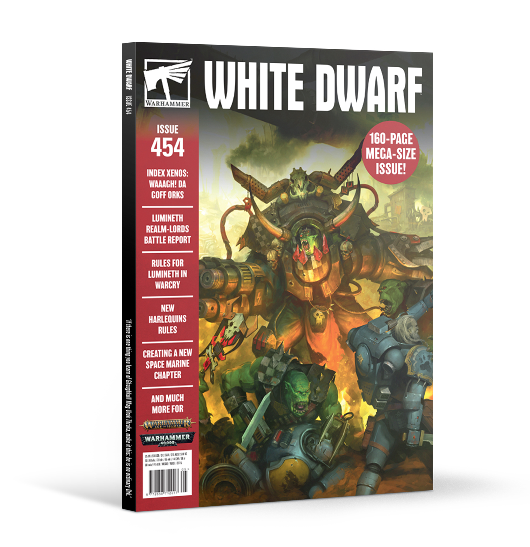 WHITE DWARF: ISSUE 454