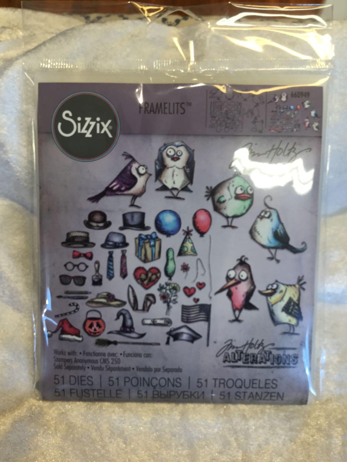 Sizzix Framelits 660949