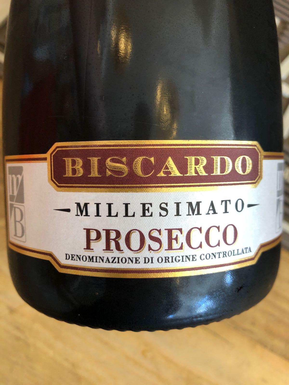 Biscardo Prosecco