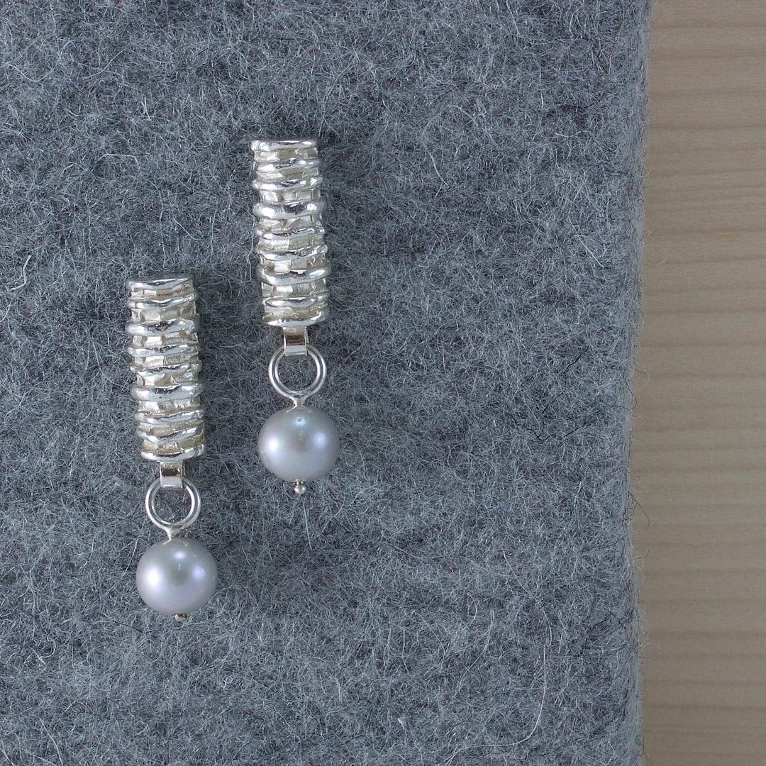 Ridge Earrings