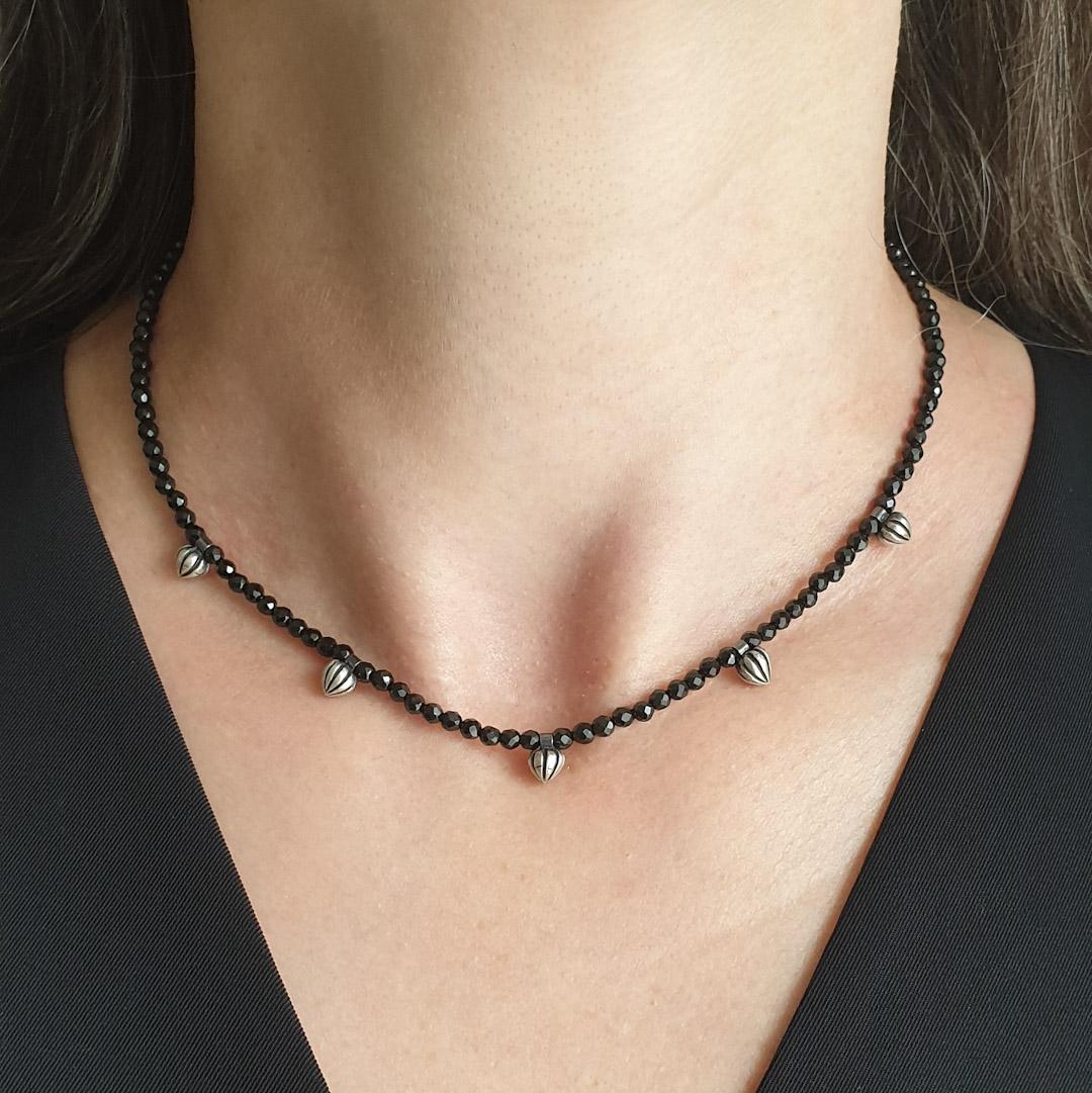 Tiny Pods Necklace