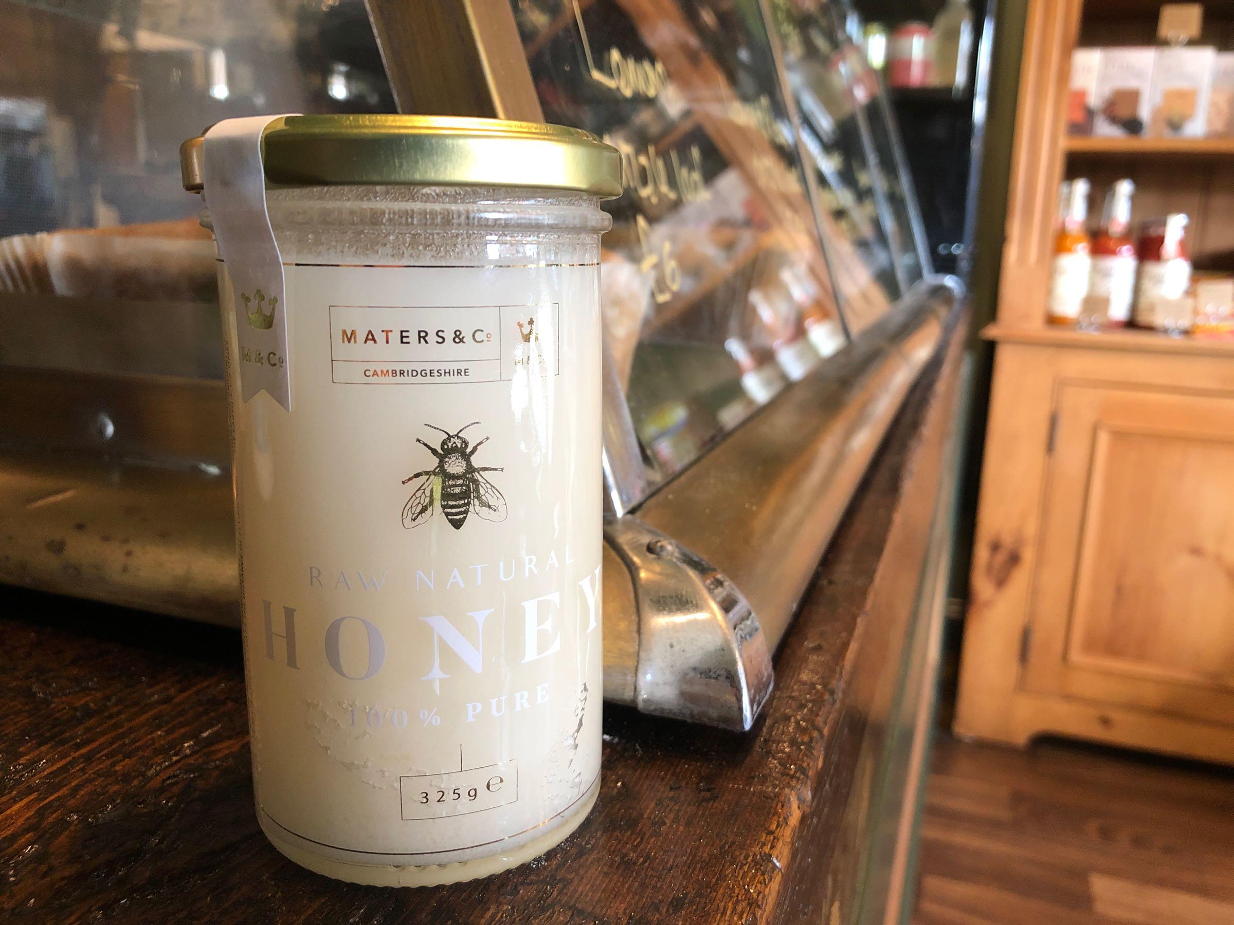Maters & Co Honey 325g - Summer