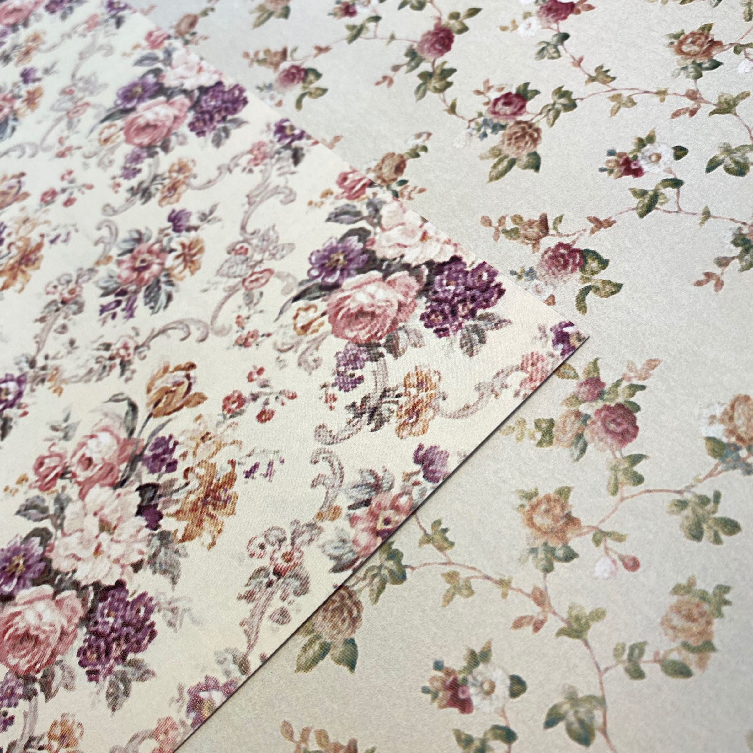 Felicita design mønsterark vintage roser