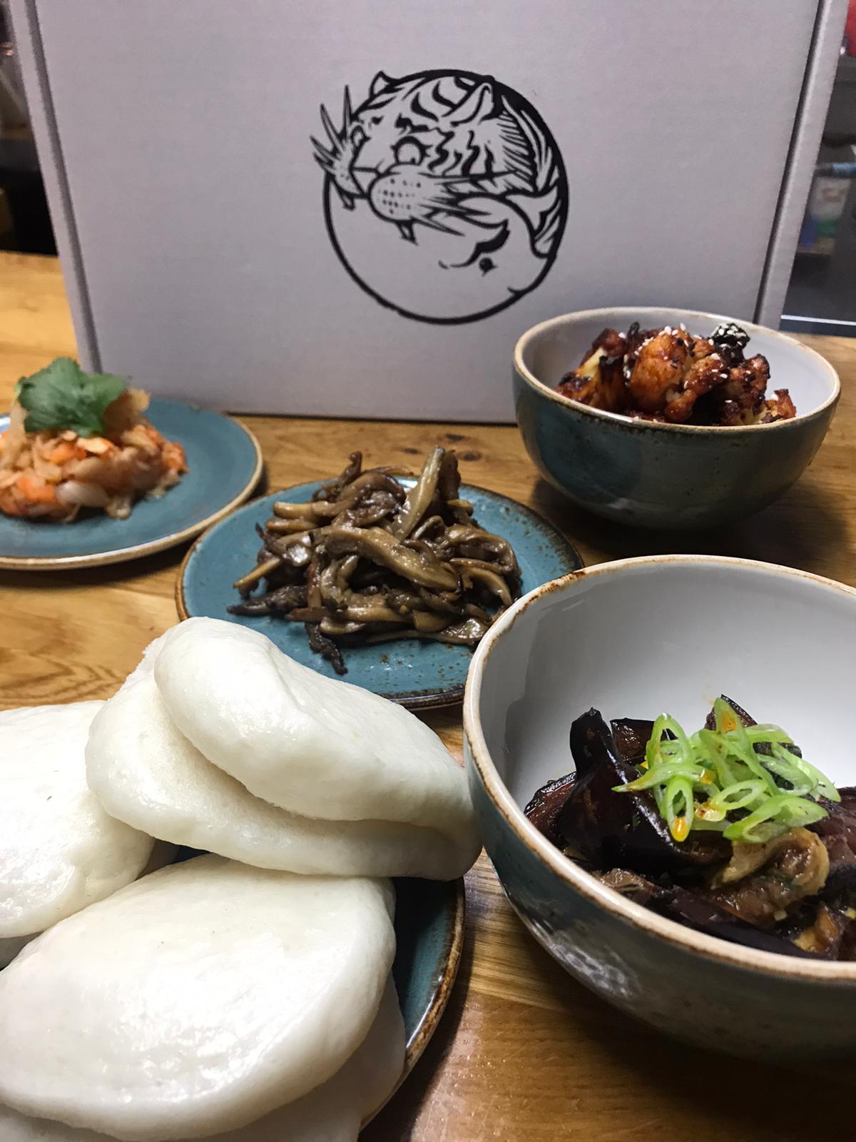 Vegan Bao Kit