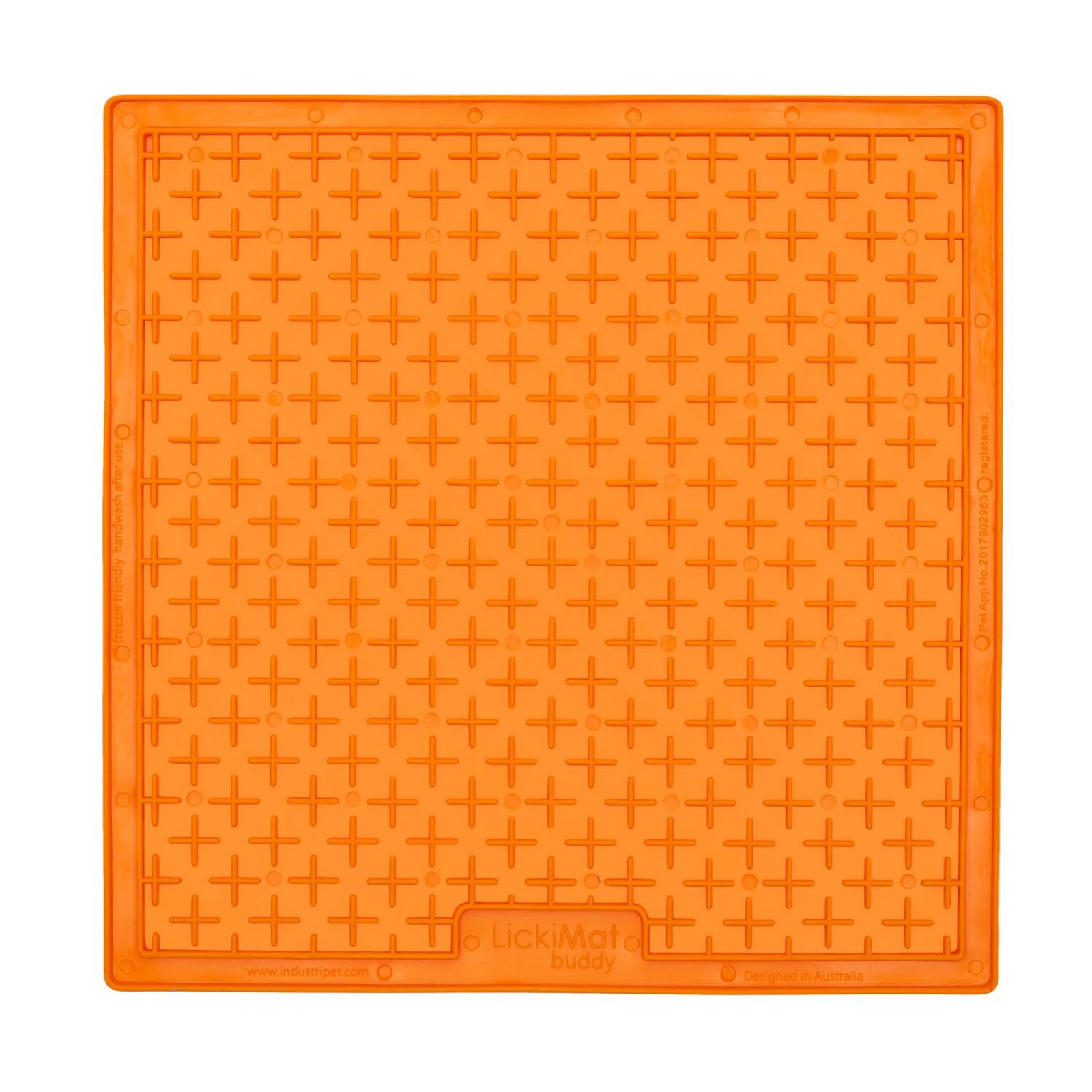 LickiMat Buddy Orange