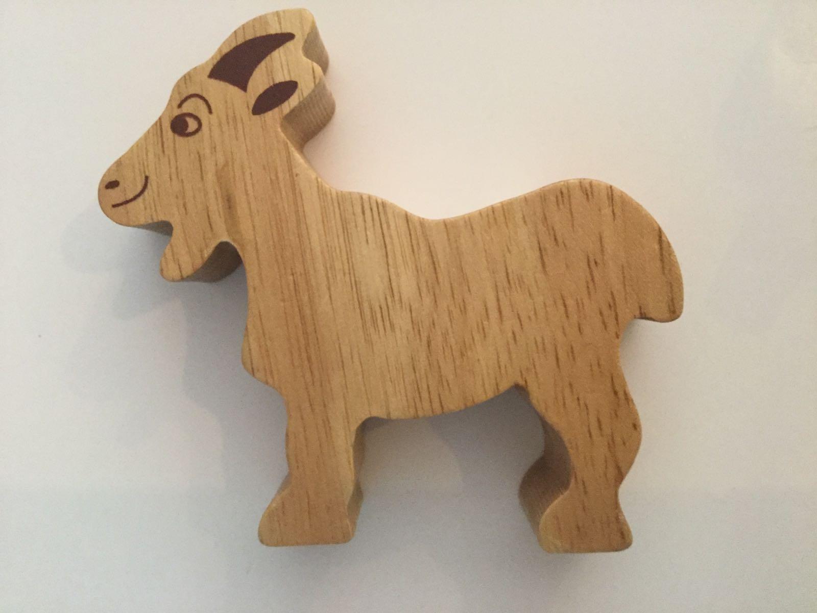 Lanka Kade - Natural - goat