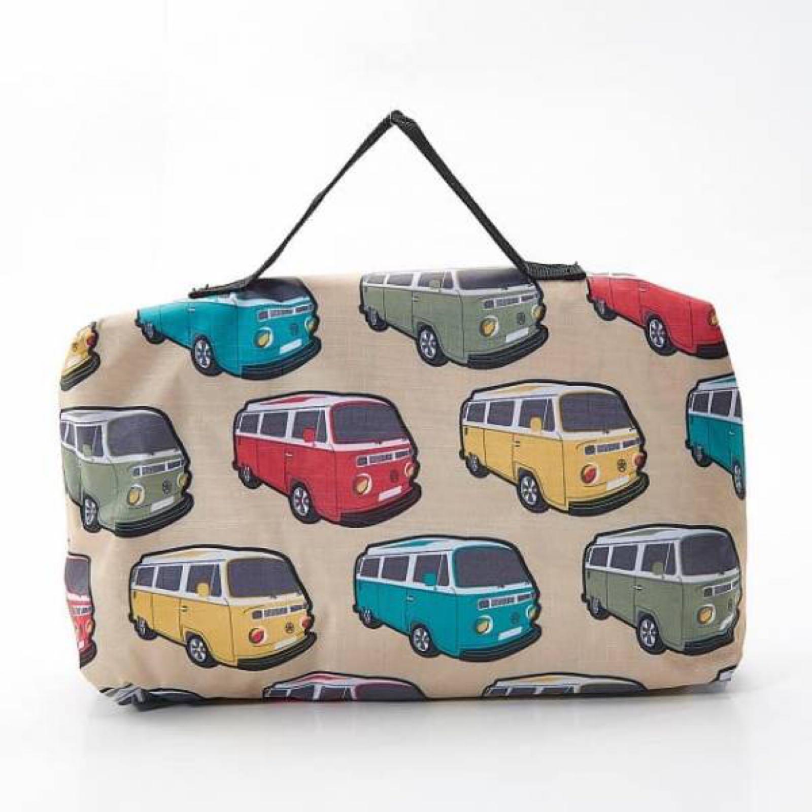 'Camper Vans' Foldable Picnic Blanket