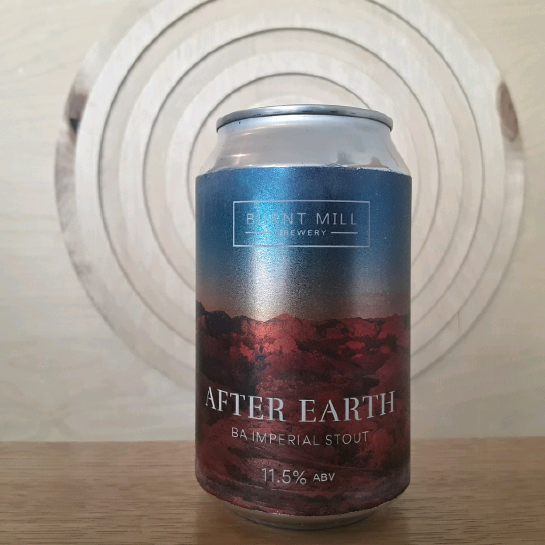Burnt Mill After Earth BA Imperial Stout