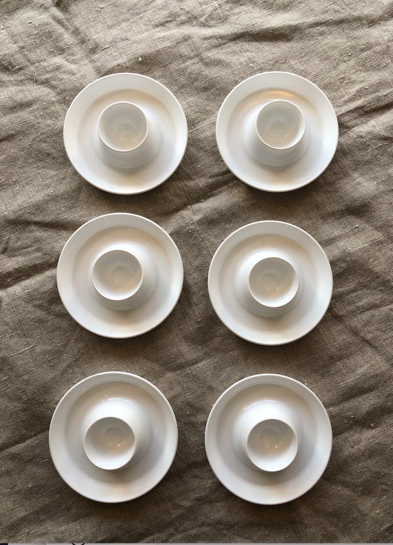 Äggkoppar (6 st)