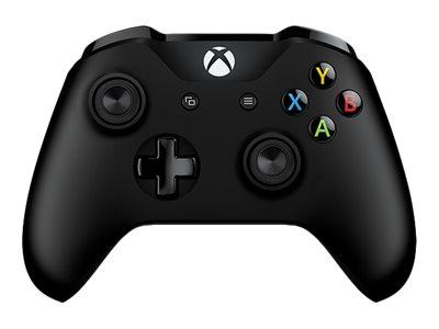 Xbox One S Langaton ohjain Musta