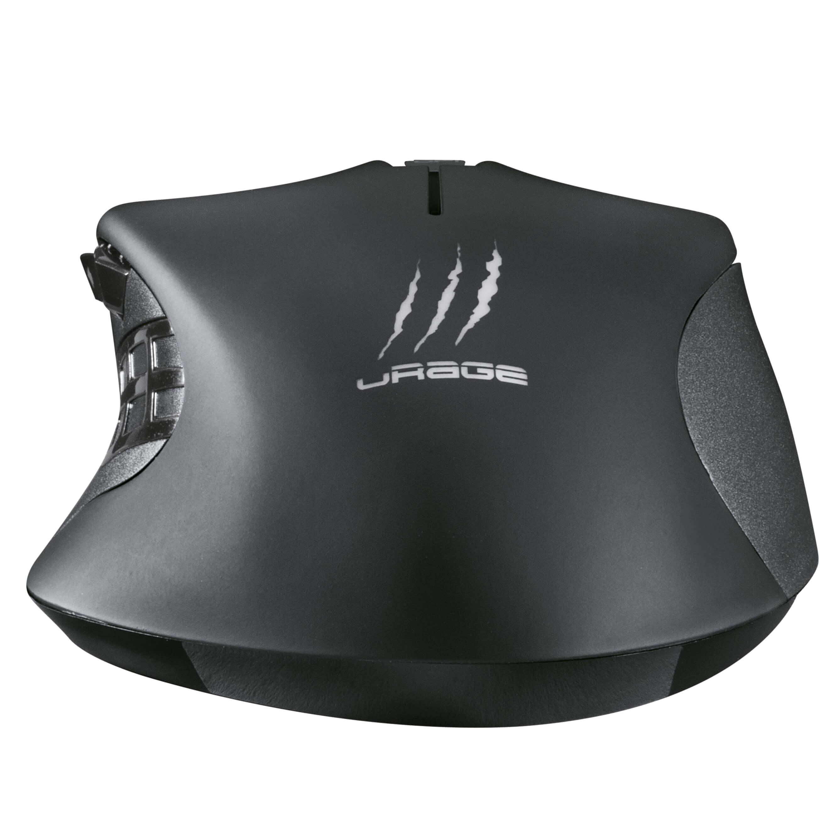 URAGE Unleashed Langaton Optical 4000dpi Black pelihiiri