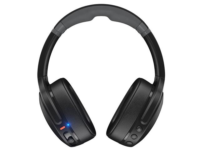 SKULLCANDY Crusher Evo -langattomat bluetooth kuulokkeet True Black