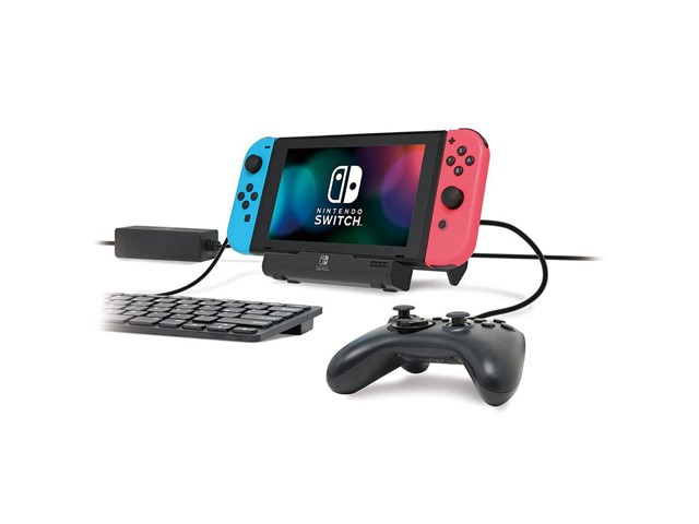 Hori Nintendo Switch multiport Playstand teline