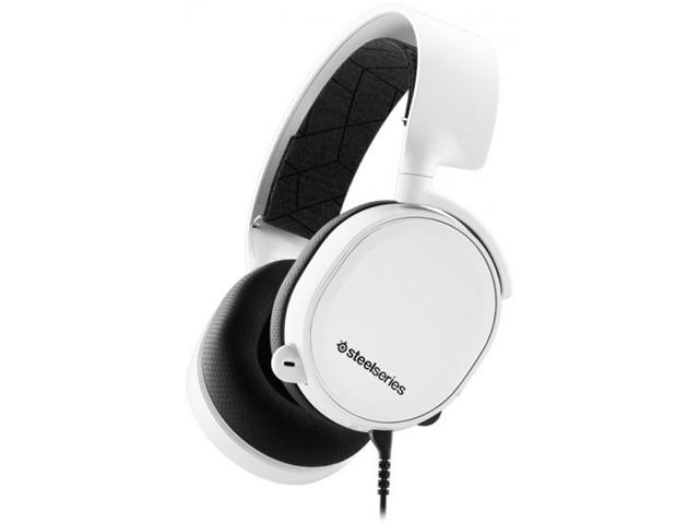 STEELSERIES ARCTIS 3 (2019 edition) Headset Musta tai Valkoinen