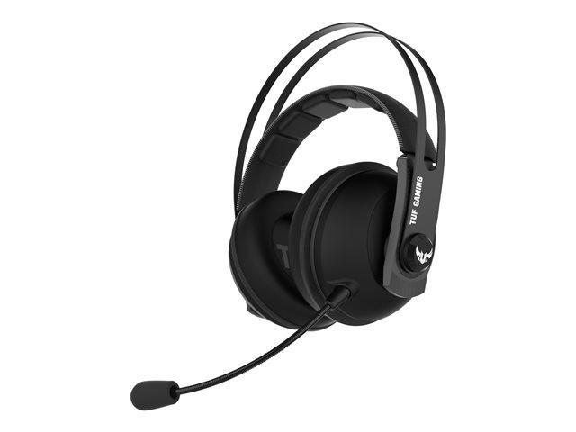 ASUS TUF Gaming H7 Wireless Langaton Headset Gun Metal Pelikuulokkeet