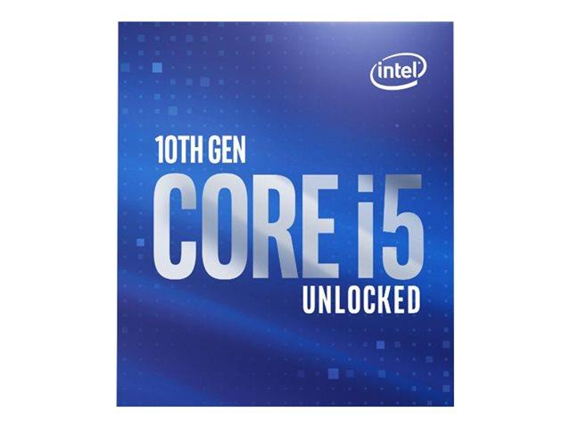 INTEL Core i5-10600K 4.8GHz