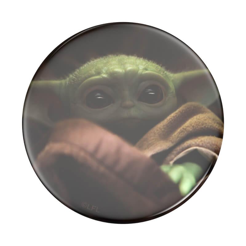 POPSOCKETS Star Wars Baby Yoda Irrotettava Grip Telinetoiminto Premium