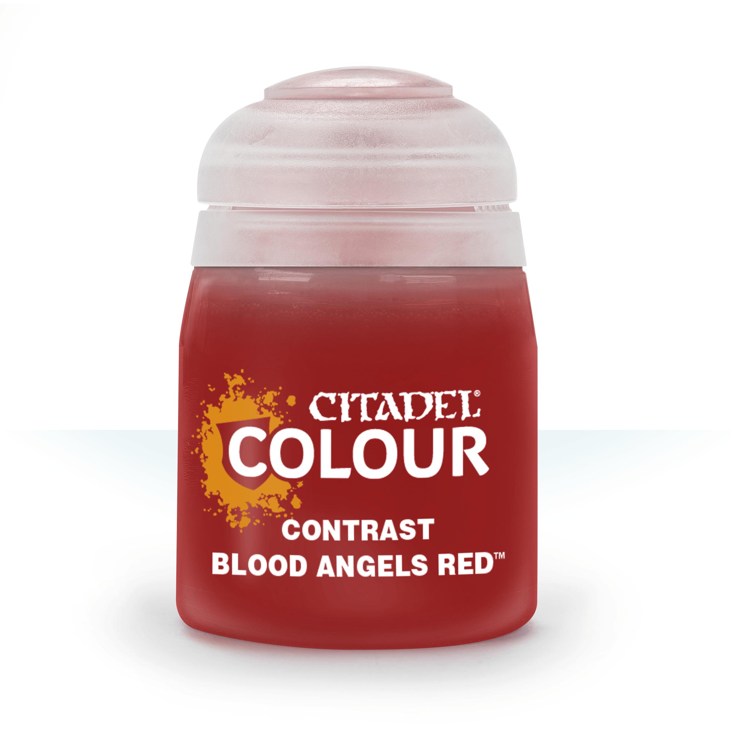 Citadel Colour Blood Angels Red 18ml -pienoismallimaali