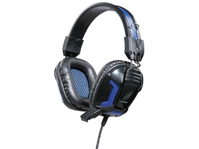 URAGE SoundZ Essential Black pelikuulokkeet