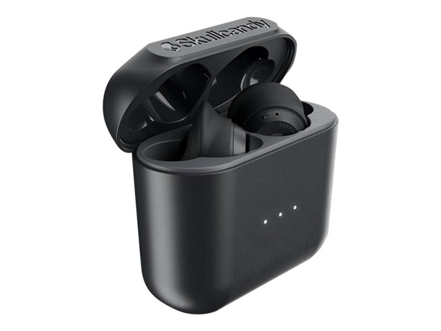 Skullcandy Indy True Wireless -nappikuulokkeet, musta