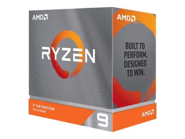 AMD Ryzen 9 3900XT 4,7 GHz AM4