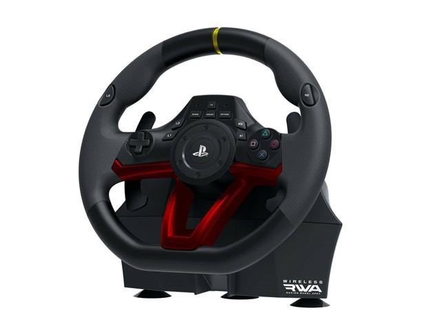 HORI Wireless Racing Wheel APEX -langaton rattipoljinsetti