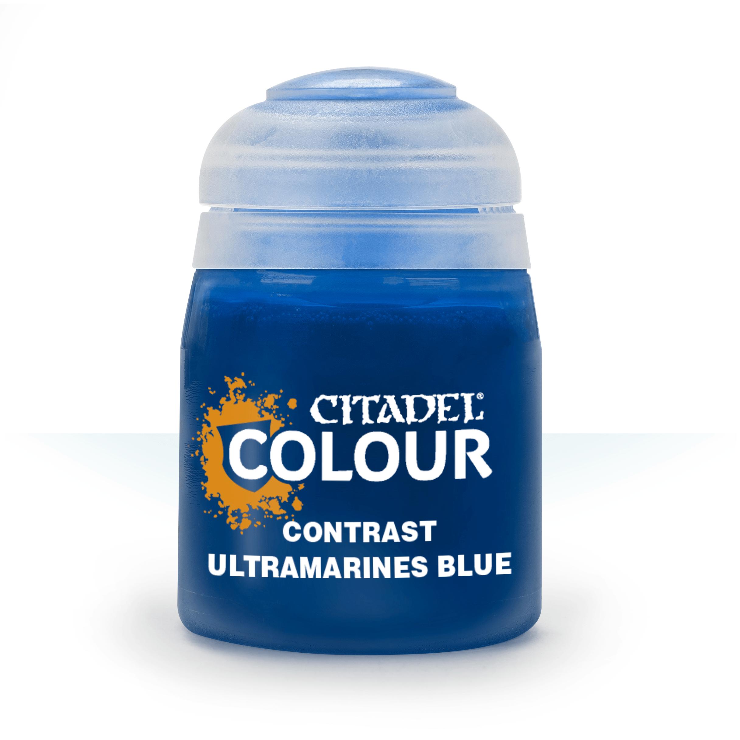 Citadel Colour Ultramarine Blue 18ml -pienoismallimaali
