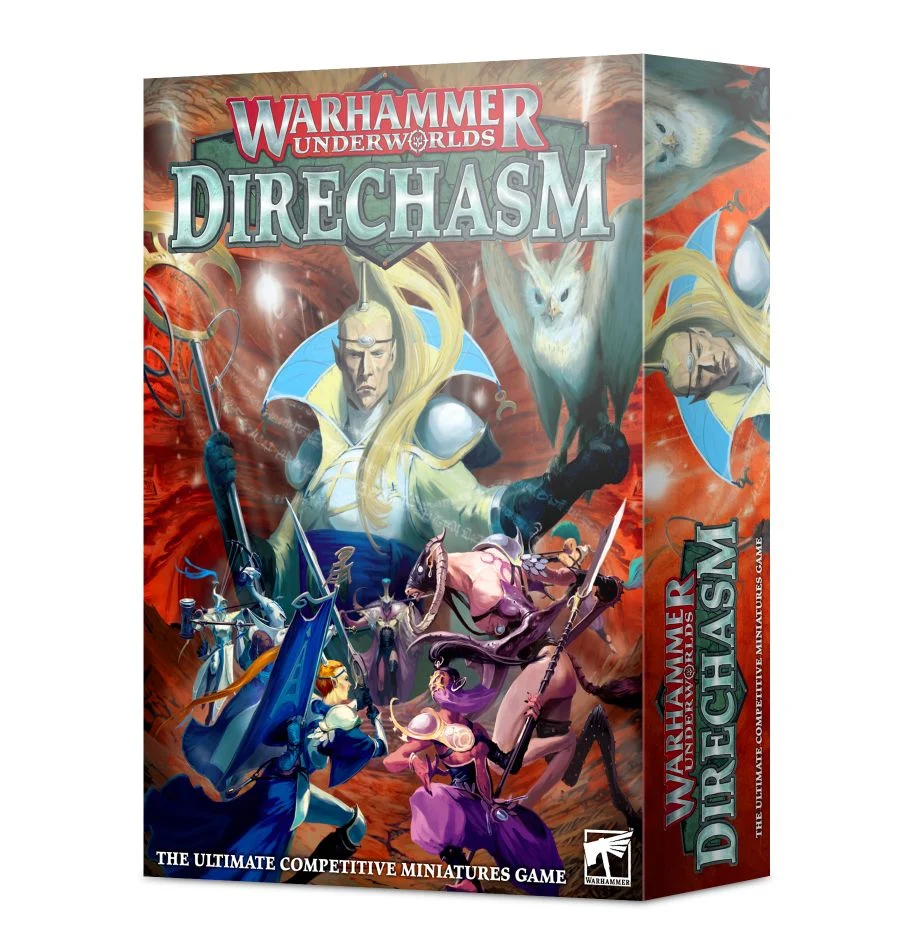 Warhammer Underworlds Direchasm -lautapeli