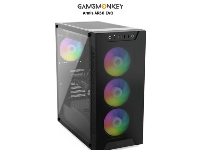 GMC Ampere R9 Ryzen 9 3900XT 4.7 GHz Geforce RTX 3080 10GB