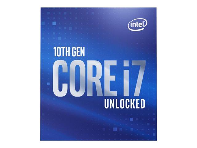 INTEL Core I7-10700K 5.1 GHz LGA 1200