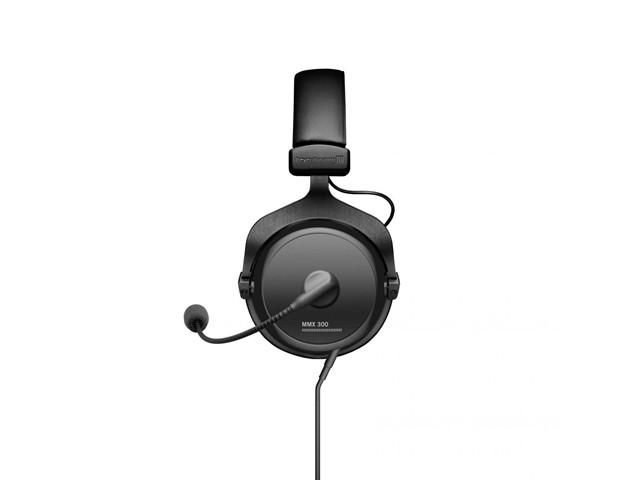 Beyerdynamic MMX 300 2 gen - kuulokemikrofoni suljetut