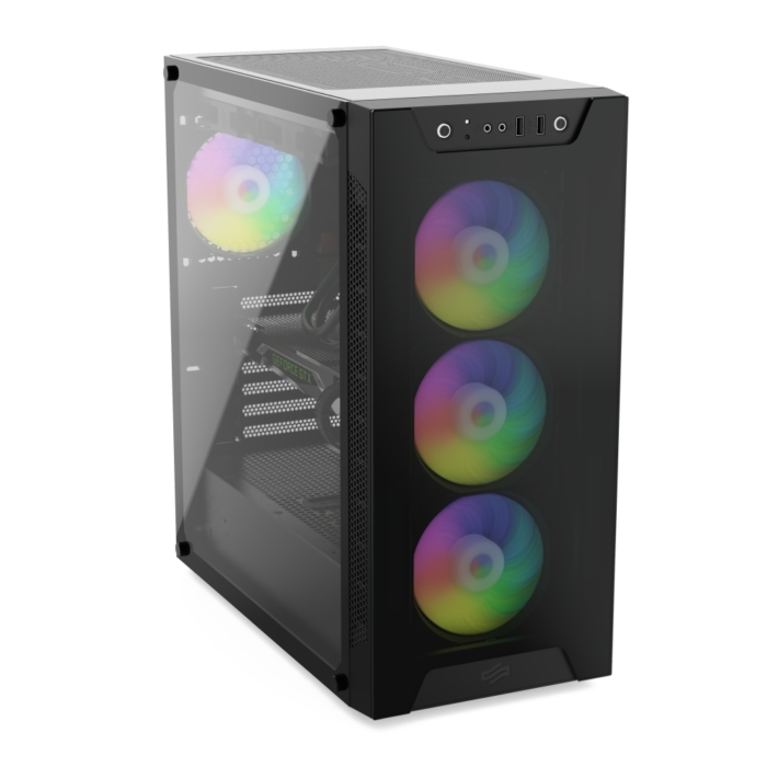 GMC Rare F20 AMD Ryzen 5 4,2GHz Radeon RX 5500 XT 8GB