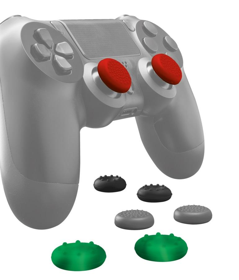 Trust PS4 peukalogripit -Dualshock peliohjaimelle