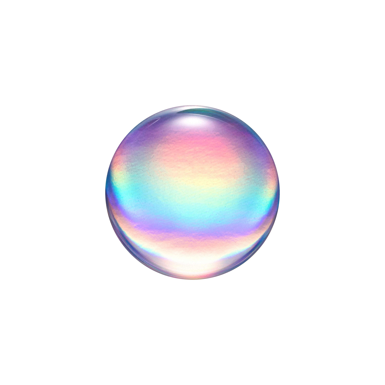 POPSOCKETS Rainbow Orb Gloss Irrotettava Grip Telinetoiminnolla