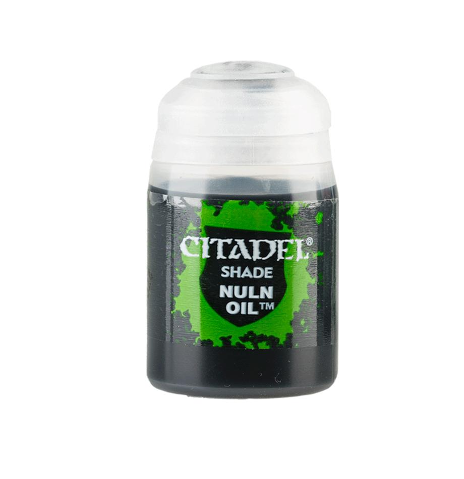 Citadel Colour Nuln Oil 24ml -pienoismallimaali sävytykseen