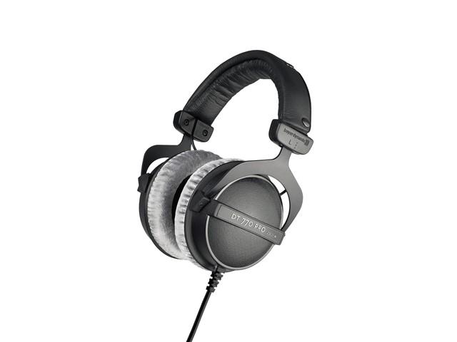 Beyerdynamic DT 770 Pro 80 Ohm - suljetut stereokuulokkeet