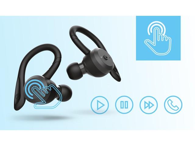 Trust Nika Sports -Bluetooth kuulokkeet